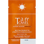 FREE Self Tanning Towelette w/any Tan Towel purchase