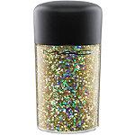 MAC Galactic Glitter Gold Hologram (gold flashing green holographic)
