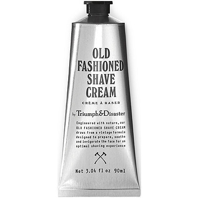 Triumph & DisasterOnline Only Old Fashioned Shave Cream Tube
