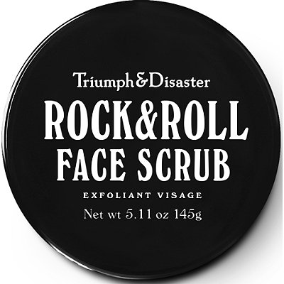 Online Only Rock and Roll Face Scrub