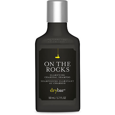 Travel Size On The Rocks Clarifying Charcoal Shampoo