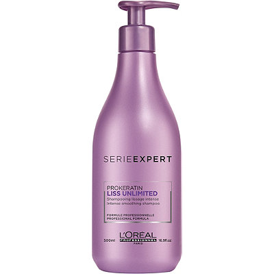 Online Only Série Expert Liss Unlimited Smoothing Shampoo