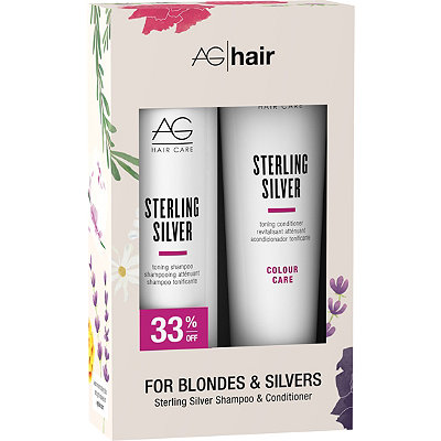 For Blondes & Silvers Duo