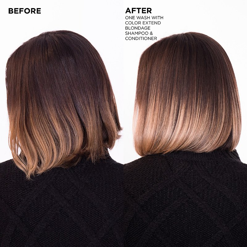 Redken Color Extend Blondage Color Depositing Purple Shampoo Ulta Beauty