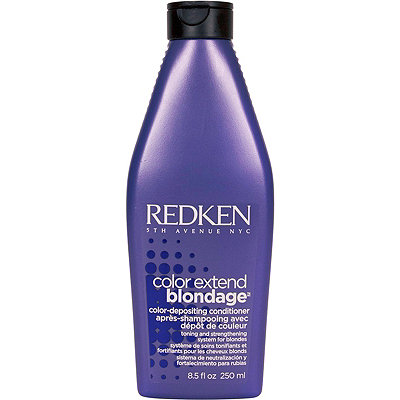 Color Extend Blondage Color Depositing Purple Conditioner
