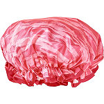 Beauty Smarts Shower Cap Brushstroke Pattern