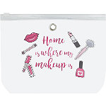 Beauty Smarts Travel Cosmetic Bag