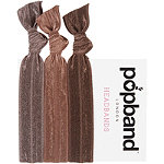 Popband London Head Bands Brown