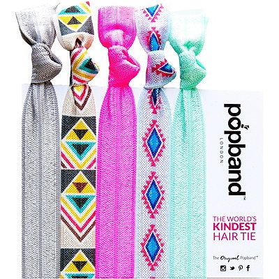 Online Only Tribal Hair Tie Multi Pack