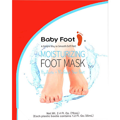 Baby FootOnline Only Moisturizing Foot Mask