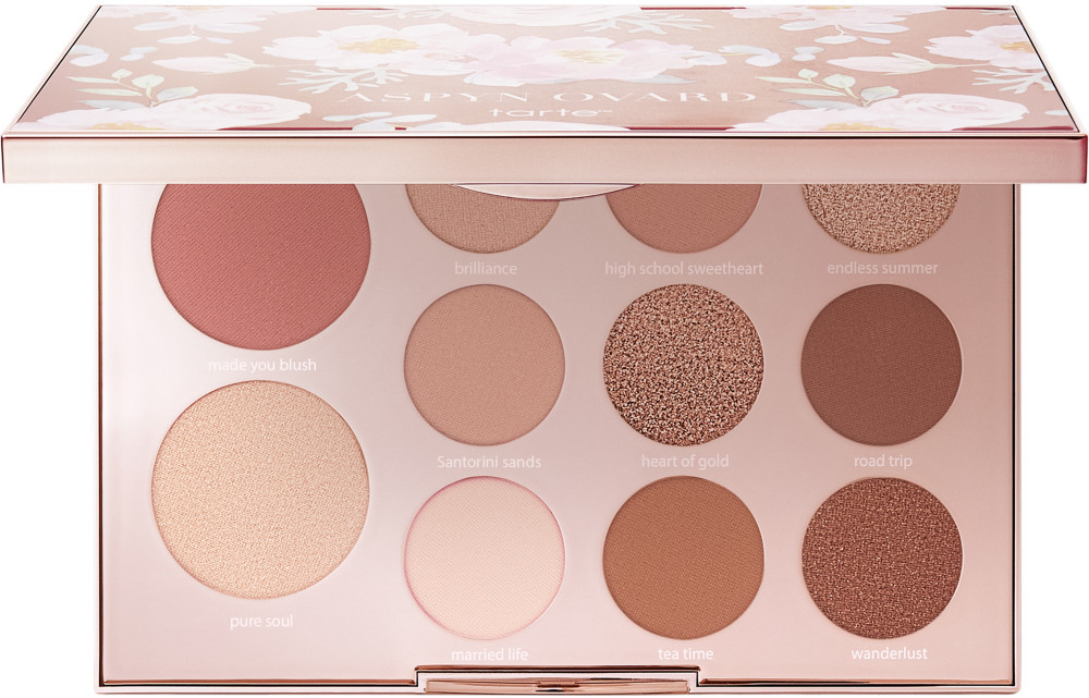 Aspyn Ovard Eye & Cheek Palette by Tarte