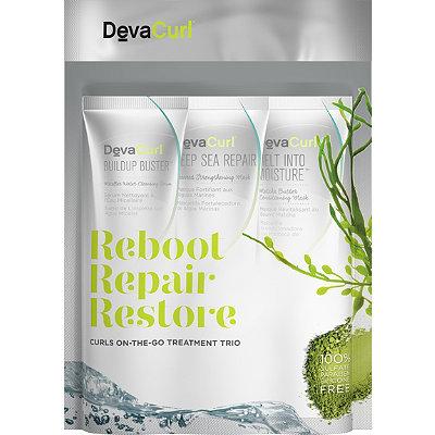 Reboot, Repair, Restore Treatment Trio