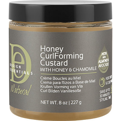 Natural Honey Curl Forming Custard