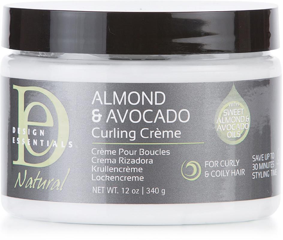 Design Essentials Natural Almond Avocado Curling Crème Ulta Beauty