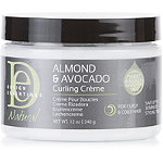 Design Essentials Natural Almond & Avocado Curling Crème