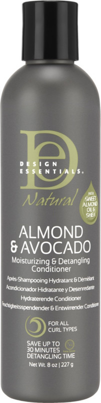 Design Essentials Almond Avocado Moisturizing Detangling