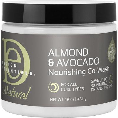 Natural Almond & Avocado Nourishing Co-Wash