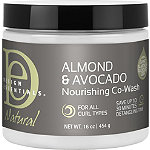 Design Essentials Natural Almond & Avocado Nourishing Co-Wash