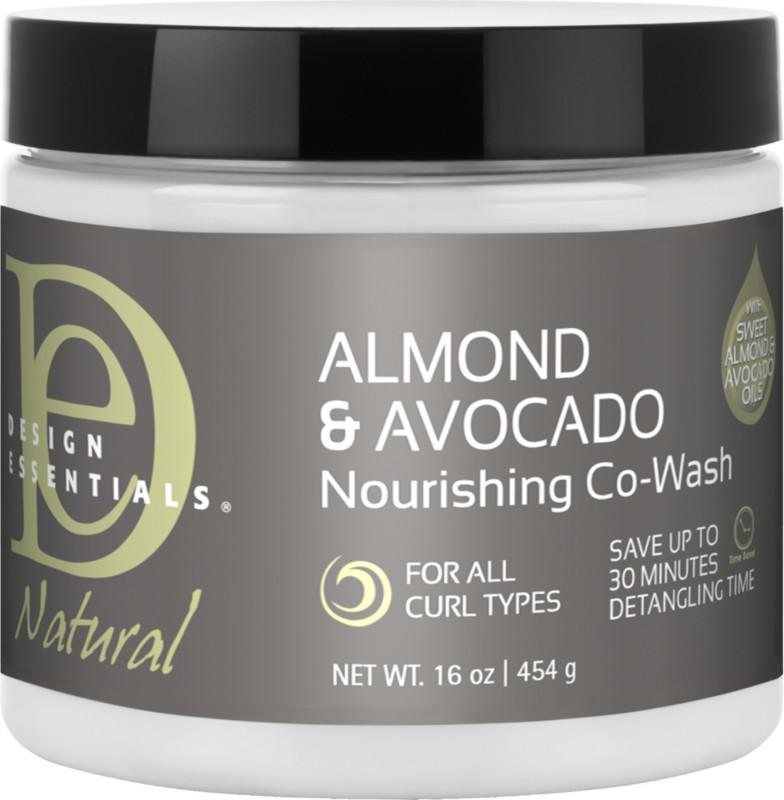 Design Essentials Natural Almond Avocado Nourishing Co Wash Ulta