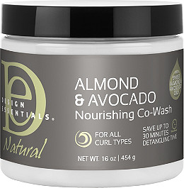 Natural Almond Avocado Nourishing Co Wash