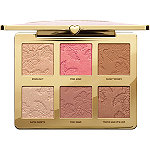Too Faced Natural Face Highlight, Blush and Bronzing Veil Face Palette