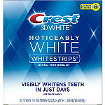 Crest 3D White Noticeably White Whitestrips Dental Whitening Kit