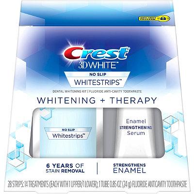 3D White Whitestrips Whitening + Therapy