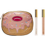 Online Only Glazed Lips Donut Lip Gloss Duo Kit