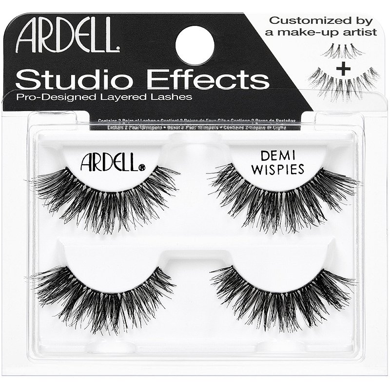 topp design billiga priser så billigt Ardell Lash Studio Effects Demi Wispies Twin Pack   Ulta Beauty