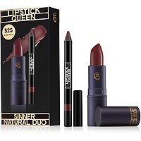 Sinner Natural & Liner Full Coverage Lip Kit by Lipstick Queen
