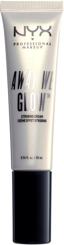 Nyx Professional Makeup Away We Glow Strobing Cream Ulta