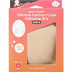 Hollywood Fashion Secrets Beauty Smarts Silicone Contour Cups Adhesive Bra