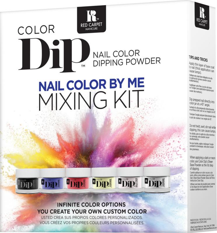 Red Carpet Manicure Color Dip Color By Me Kit Ulta Beauty