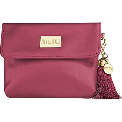 MilaniOnline Only FREE Burgundy Bag w/any $15 Milani Cosmetics purchase
