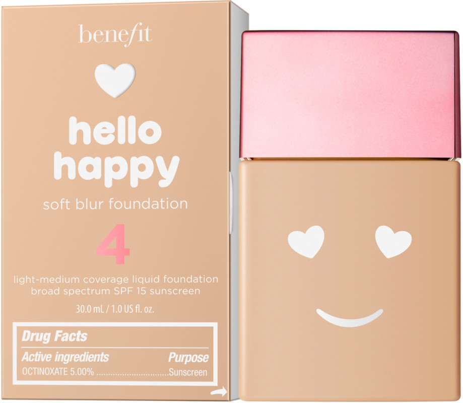 Hello Happy Soft Blur Foundation SPF 15
