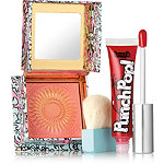 Hug Hug Hurray GALifornia Sunny Golden-Pink Blush and Liquid Lip Color Set