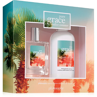 Pure Grace Endless Summer Gift Set