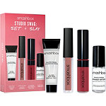 FREE deluxe Lip and Primer Bundle w/any $35 Smashbox purchase