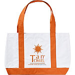 FREE Tote w/any $30 Tan Towel purchase
