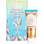 FREE Crystal Melon Makeup Wipes and mini Body Butter w/any $20 Pacifica purchase