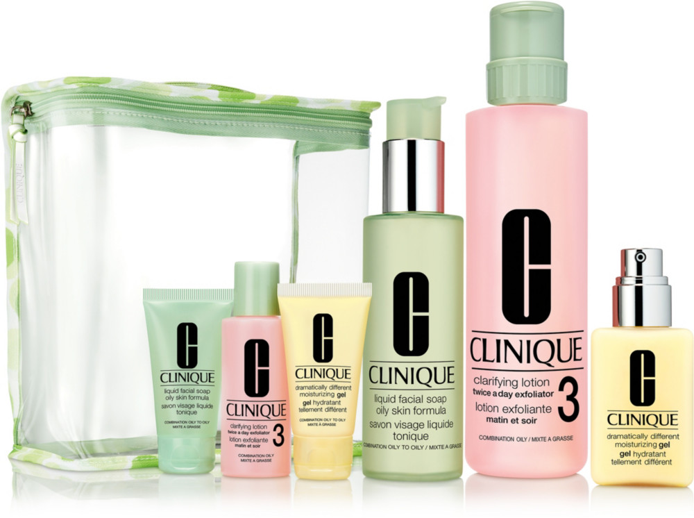 Great Skin Everywhere Set For Oilier Skin by Clinique