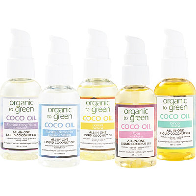 Online Only Mini Coconut Oil Travel Kit