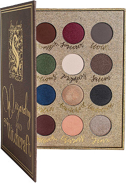 Wizardry and Witchcraft Eyeshadow Storybook Palette