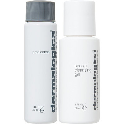 FREE Double Cleanse Set w/any $50 Dermalogica purchase