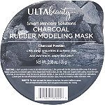 Charcoal Powder-to-Rubber Modeling Mask