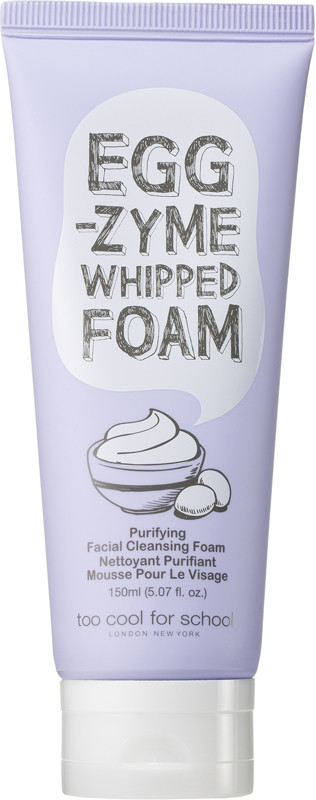 Egg Zyme Whipped Foaming Cleanser by Too Cool For School