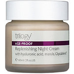 Trilogy Online Only Age-Proof Replenishing Night Cream