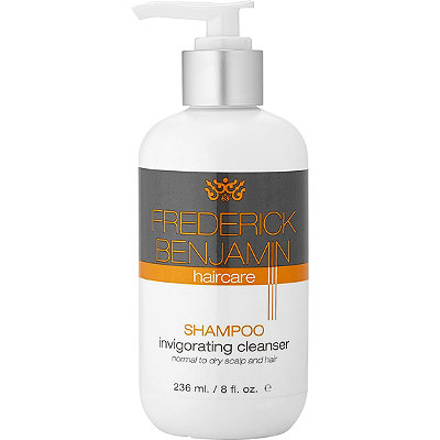 Frederick BenjaminOnline Only Invigorating Shampoo for Normal-to-Dry Scalp and Hair