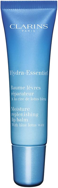 Online Only Hydra Essentiel Moisture Replenishing Lip Balm by Clarins