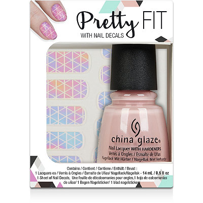 Online Only Chic Physique Nail Decal Kit